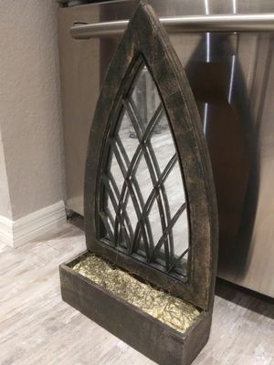 plant shelf with mirror for Sale in FL, US