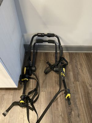 Rhode gear super 2 bicycle bike rack for car for Sale in Columbus, OH