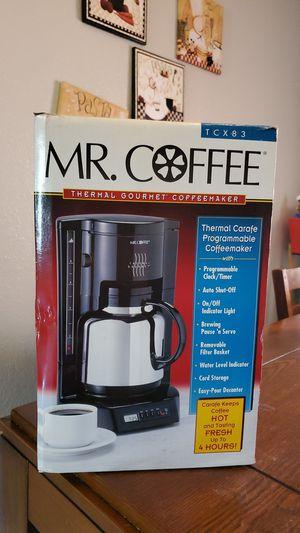 Mr. Coffee Thermal Gourmet Coffee Maker for Sale in San Elizario, TX