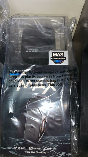 GoPro Hero Max Brand new sealed with 1 Year warranty for Sale in The Bronx, NY