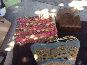 3 purse s /Bags for Sale in Cerritos, CA