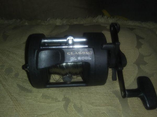 Okuma fishing reel