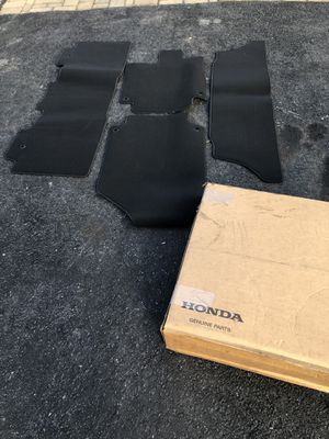 Honda Odyssey floor mats for Sale in Silver Spring, MD