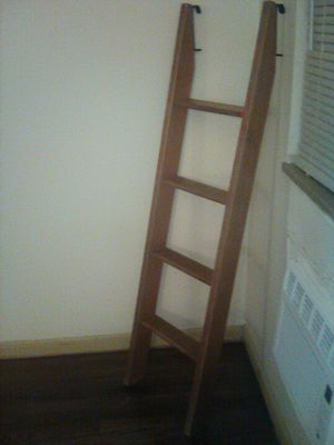 Bunk Bed Wooden Ladder for Sale in Columbus, OH