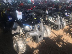 125cc utility style atv for Sale in Alameda, CA
