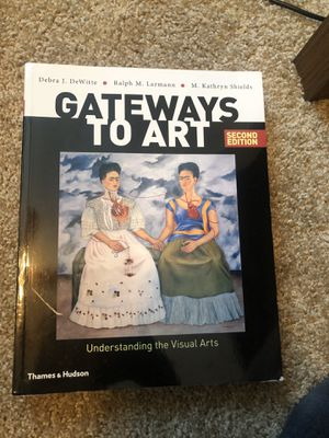 Gateways to Art 2nd Edition for Sale in Fishers, IN