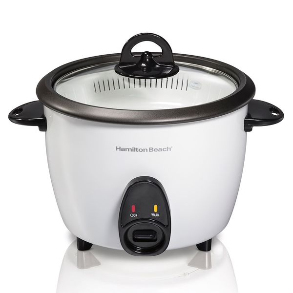 Brand new Hamilton Beach 16-Cup Rice Cooker
