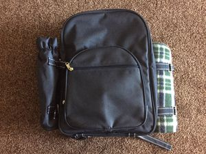 New, Never Used Picnic Set Backpack, Camping Hiking Traveling for Sale in Phoenix, AZ