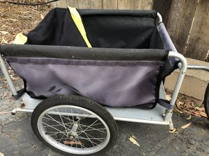 Cargo trailer for bike for Sale in Encinitas, CA