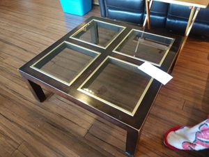 Coffee table and two end tables for Sale in Toledo, OH