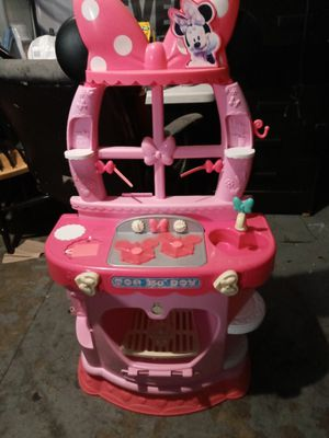 Minnie mouse kitchen for Sale in West Covina, CA