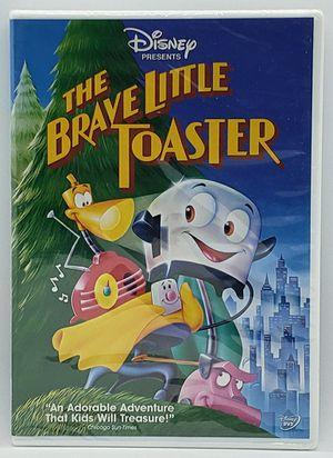 The Brave Little Toaster (DVD, 2003) RARE 1987 DISNEY BRAND NEW Factory Sealed for Sale in Harrisonburg, VA