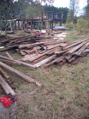 OLD BARN WOOD FOR SALE for Sale in Pine Bluff, AR