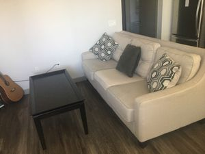 Couch and coffee table for Sale in Denver, CO