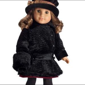 American Girl Rebecca's Winter Coat for Sale in Los Angeles, CA