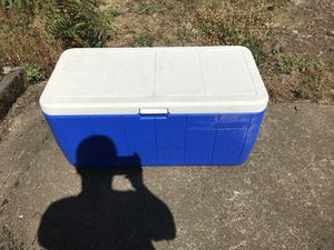 Cooler Coleman 36l x12w for Sale in Portland, OR