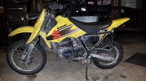 Suzuki dirt bike for Sale in Boynton Beach, FL