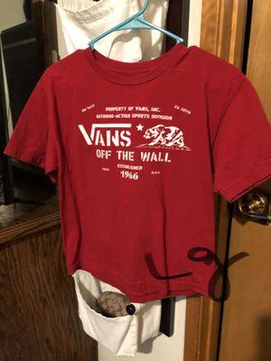 Boys Vans T-shirt for Sale in Sanger, CA