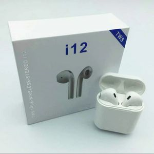 i12 TWS Headphone Bluetooth AirPods 5.0 Wireless Earbuds iPhone Android / WHITE. Free shipping, free local delivery, we have in stock!!! for Sale in Queens, NY