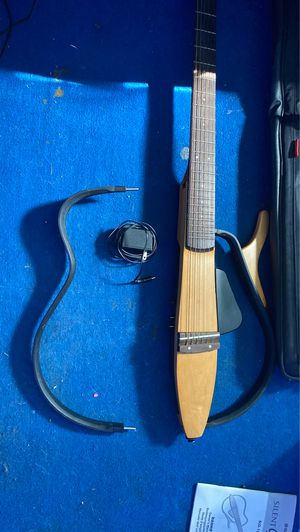 Yamaha silent Guitar SLG-100s for Sale in Bellmawr, NJ