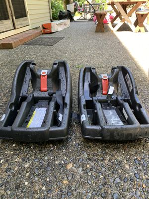 Click connect car seat base x2 for Sale in Issaquah, WA