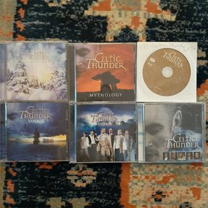 Celtic Thunder 6 Dvds for Sale in Buckley, WA