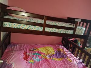 Bunk bed(full and twin) for Sale in Queens, NY