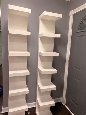 Ikea lack shelves for Sale in Lake Stevens, WA