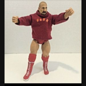 Vintage WWE Nikolai Volkoff Superstars Collector Series Action Figure (WWF -WCW) for Sale in Fort Lauderdale, FL