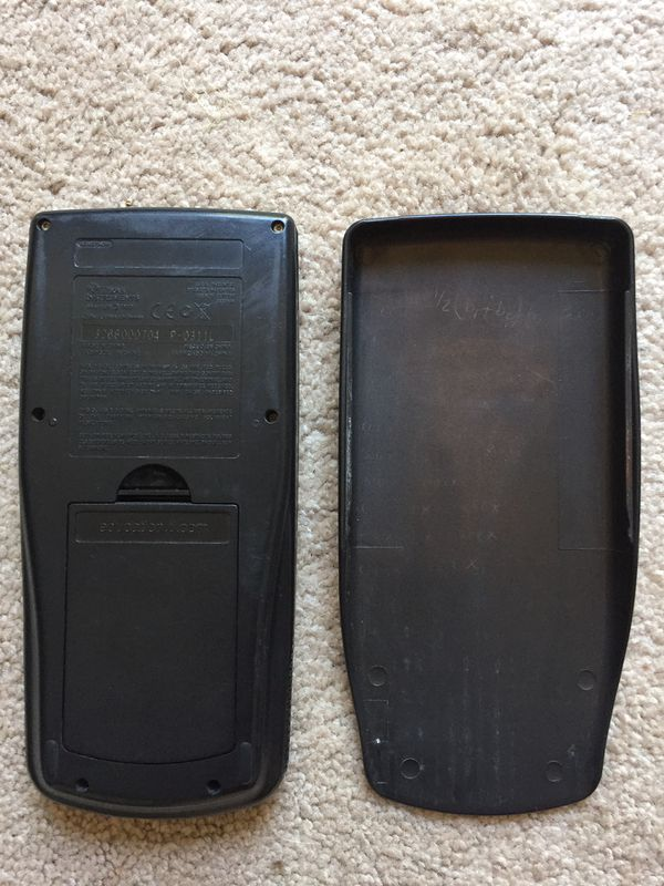 TI 83 Plus Graphing Calculator