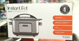 Brand new Instant Pot 6 quarts for $45 for Sale in Anaheim, CA