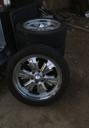 """20"" inch rims for Sale in Kennewick, WA"