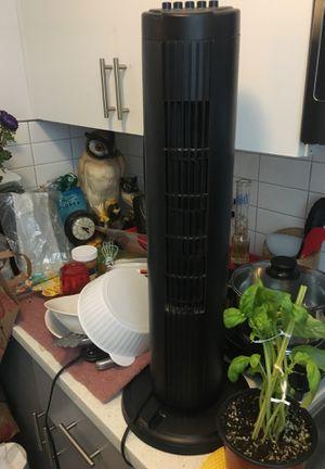 Tower fan for Sale in Portland, OR