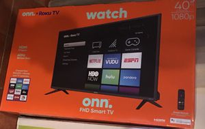 Onn 40 inch Smart TV for Sale in Fresno, CA