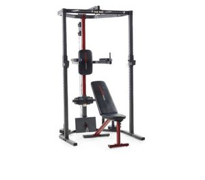 Weight lifting set/Home gym for Sale in Pittsville, MD