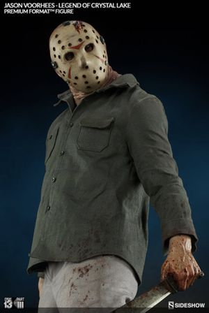 Sideshow Collectibles Jason Voorhees Exclusive Premium Format Statue for Sale in Chino Hills, CA