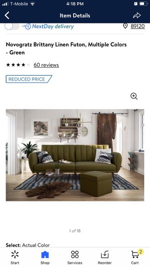 Futon convertible for Sale in Henderson, NV