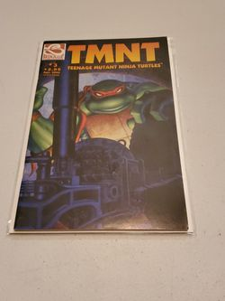 Teenage Mutant Ninja Turtles Volume 4 Issue 3 First Print 2002 Mirage Studios, Scarce Low Print Run, Rare for Sale in Fresno,  CA