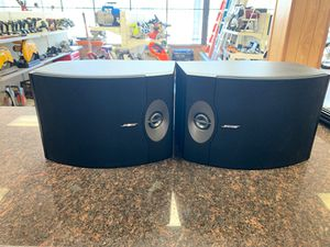 Bose 301v speaker set for Sale in Austin, TX