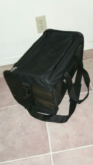 Nylon pet carrier for Sale in San Diego, CA