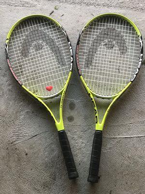 Wilson, Head Rackets for Sale in Denver, CO