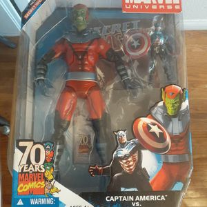 Captain America Vs Skrull Giant man for Sale in Lancaster, CA