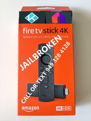 Fire TV 4K Stick for Sale in Irvine, CA