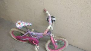 "Toddler girl's 16"" bike for Sale in North Miami Beach, FL"