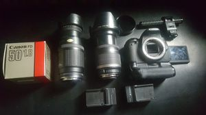 canon t5i setup w extras for Sale in Portage, IN
