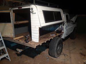 Shortbed truck camper for Sale in Phoenix, AZ