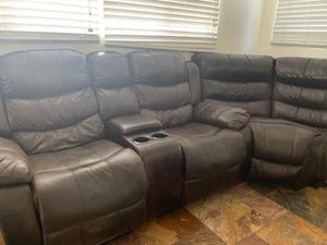 Recliner couch for Sale in Phoenix, AZ