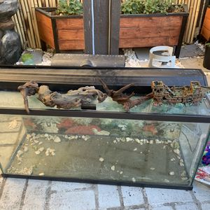 30-gallon Fish Tank for Sale in Westminster, CA