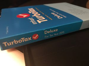 Opened/1-installation left -TurboTax 2015... mint condition-DELUXE for Sale in DeSoto, TX