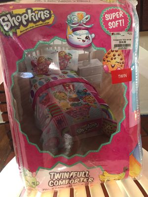 Comforter shopkins for Sale in Cleveland, OH
